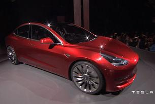 Tesla Model 3: Цялата информация, снимки и цени