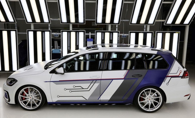 Хибридният VW Golf GTE стана още по-мощен