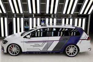 Хибридният VWGolf GTE стана още по-мощен