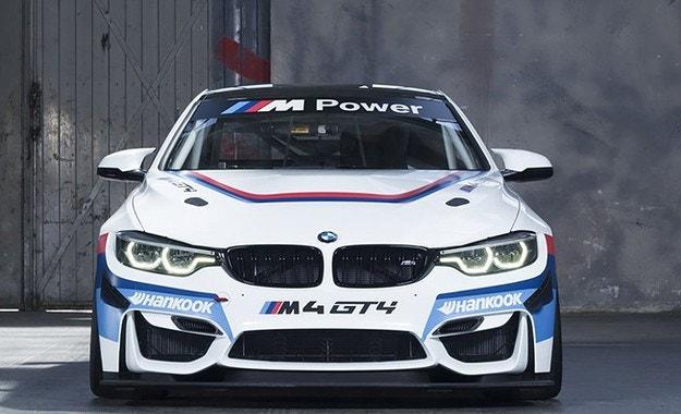 BMW представи състезателното купе M4