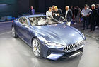 BMW представи новата Серия 8
