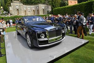 Rolls-Royce представи най-скъпия автомобил в света