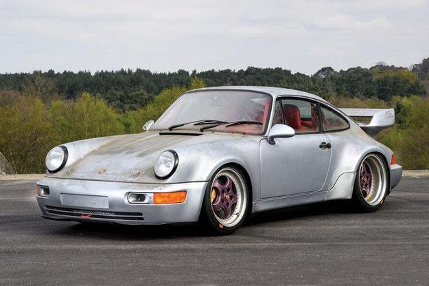 Продадоха Porsche 911 Carrera RSR 3.8 за 2 млн. евро