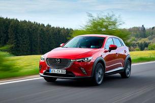 Обновиха Mazda CX-3 за моделната 2017 година