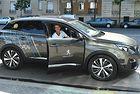 Френската компания Peugeot разработва безпилотен автомобил на базата на кросоувъра 3008, който спечели титлата  Автомобил на годината в Европа през март тази година