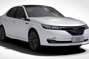 В Китай представиха автомобили на възродената марка Saab