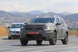 Dacia Duster (2017): Нов кросоувър със седем места