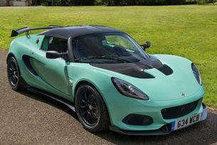 Новият Lotus Elise Cup 250 с 246 конски сили
