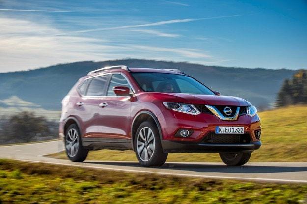 Продължава историята на успеха на Nissan X-Trail