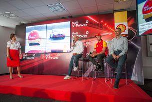 Shell България представи третото поколение V-Power