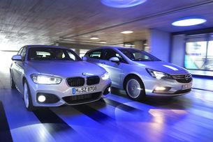 BMW Серия 1 срещу Opel Astra
