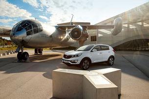 Kia Sportage 2.0 CRDI 4WD: SUV с нула дефекти