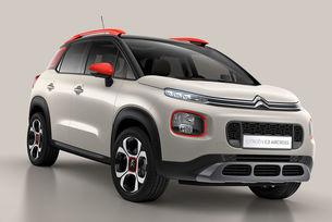 Разкриха новия кросоувър Citroën C3 Aircross