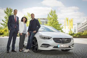 Юрген Клоп е лицето на новия Opel Insignia