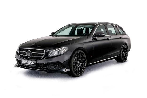 Brabus преобрази комбито Mercedes E-класа