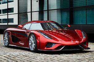 Koenigsegg продаде всички автомобили Regera