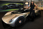 Aston Martin показа предсерийната версия на Valkyrie