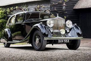 Rolls-Royce ще покаже в Лондон исторически Phantom III