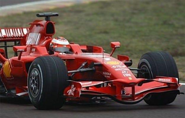шейкдаун F2008