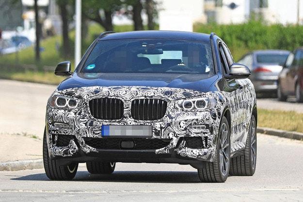 Новото BMW X4 (2018): Кросоувърът-купе до 400 к.с.