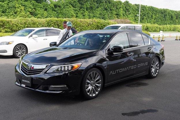 Безпилотен модел на Honda идва през 2025 г.