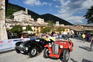 Mille Miglia: Пътуващ музей с 1500 изминати километра
