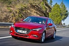 Mazda3: По-малката сестра