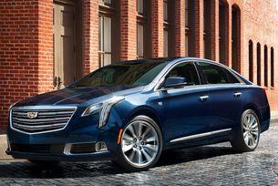 Cadillac показа обновения седан XTS