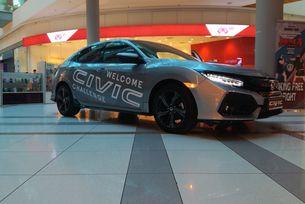 Новите Civic и CR-V Anniversary тръгват на турне