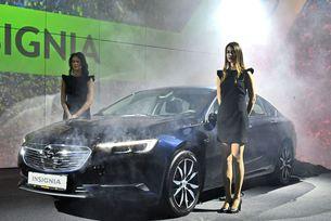 Бляскав старт на новия Opel Insignia в България