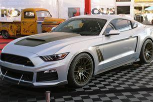 Roush подготвя 51 специални автомобила Ford Mustang