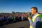 Стачката в завода на VW в Словакия продължава