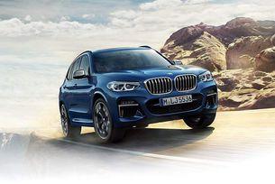 Официални изображение на новия кросоувър BMW X3 изтекоха в мрежата