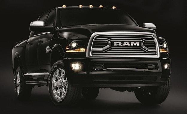 Ram добави на моделите си луксозни версии