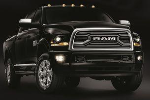Компанията Ram e подготвила нови топ модификации на пикапите 1500 , 2500 и 3500, които се наричат Limited Tungsten Edition
