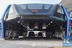 Straddeling Bus: Нов автобус на релси от Китай