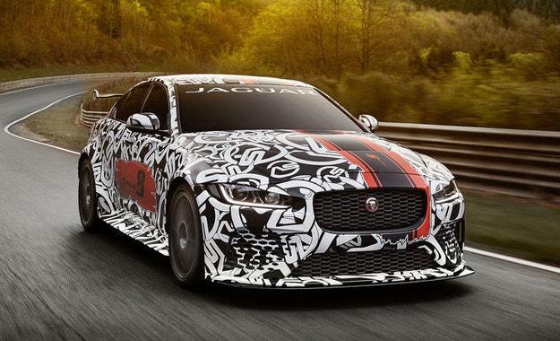 Jaguar XE Project 8: С 600 к.с. срещу M3 и C 63 S
