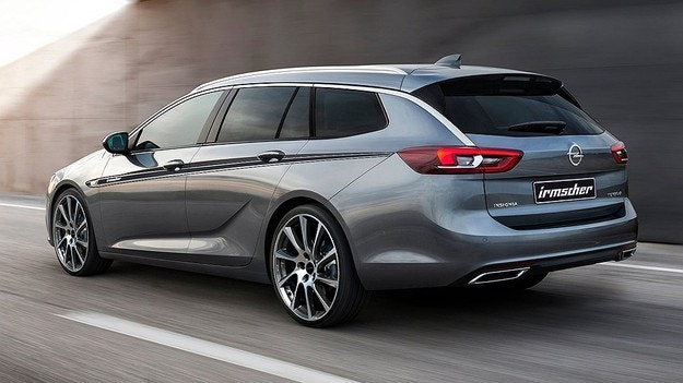 Irmscher подготви тунинг програма за новия Opel Insignia