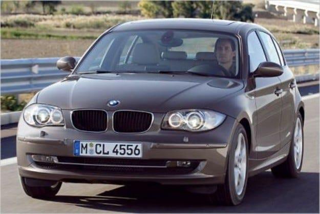 BMW с най-ниско обезценяване
