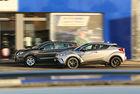 Toyota C-HR срещу Nissan Qashqai: Форма или функция