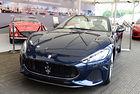 Maserati GranTurismo и GranCabrio