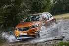 Opel Mokka X: Хромозомата Х