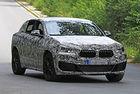 BMW тества усилено X2
