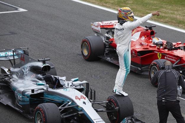 Гран при на Великобритания 2017