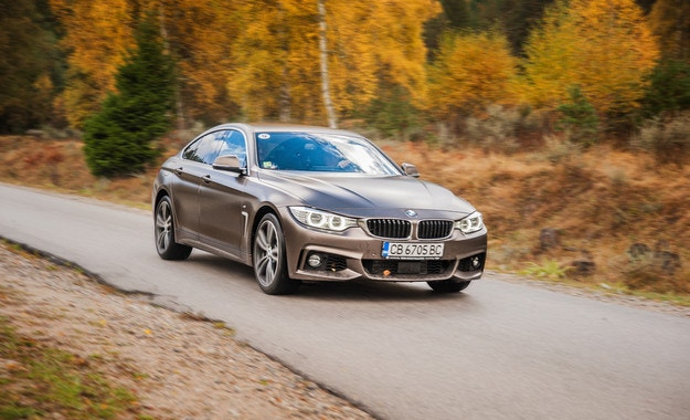BMW 435d xDrive Gran Coupe: Може би най-добрият