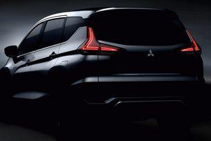 Mitsubishi показа дизайна на нов сериен миниван