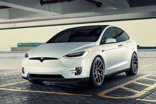 Novitec Tesla Model X: Повече динамика за кросоувъра