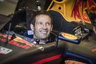 Ожие тества автомобила на Red Bull