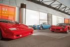 Lamborghini 400 GT, Miura и Countach: Бикове и легенди