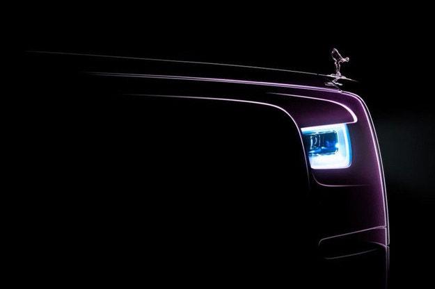 Новият Rolls-Royce Phantom идва през 2018